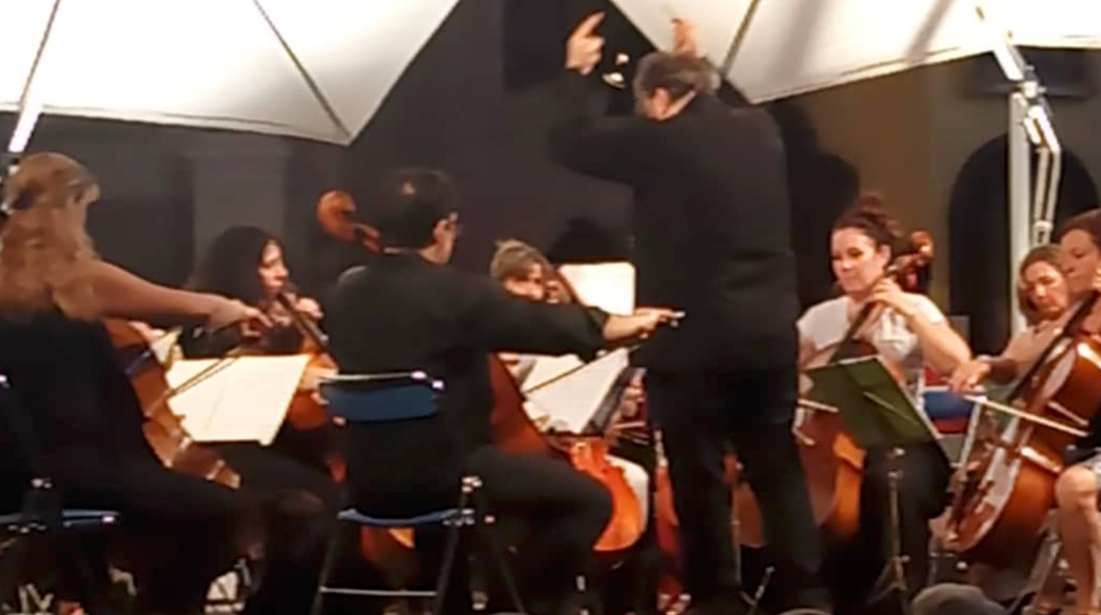 Concert Cello Fan 2018 - Violoncelles en liberté